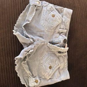 O'Neill corduroy shorts